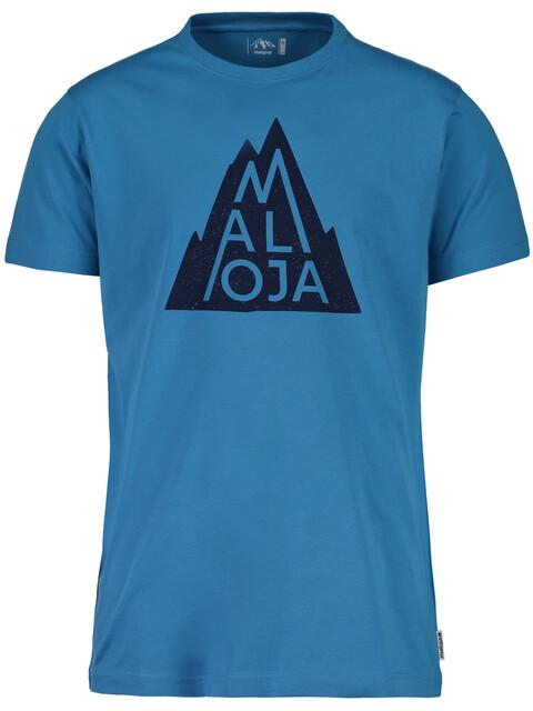 Maloja ChristianM. - T-shirt manches courtes Homme - bleu